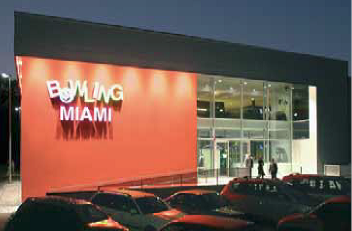 Reconstruction Bowling Miami