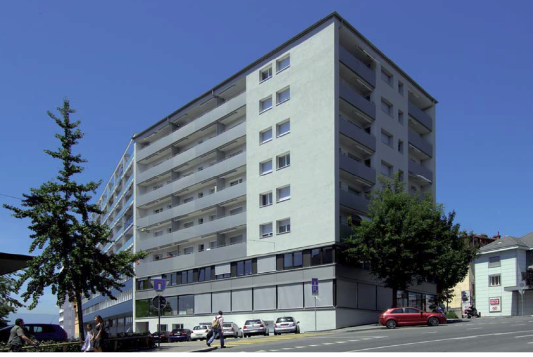 Immeuble Rue de Genève 75