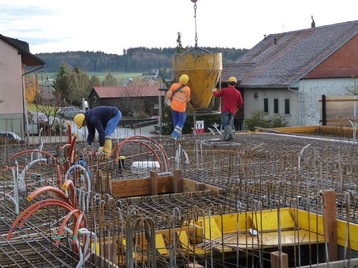 2 Bâtiments PPE avec parking