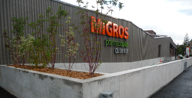 Magasin Migros