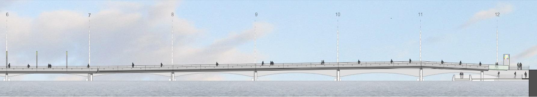 Pont du Mt-Blanc - Concours