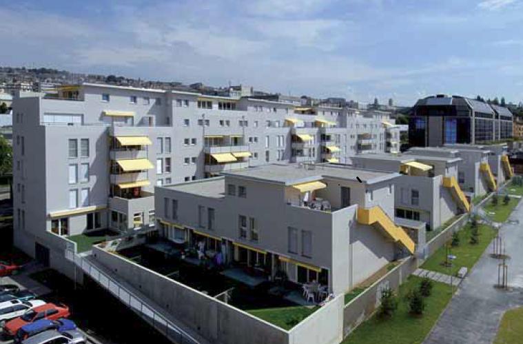 Immeuble Ch. La Colline