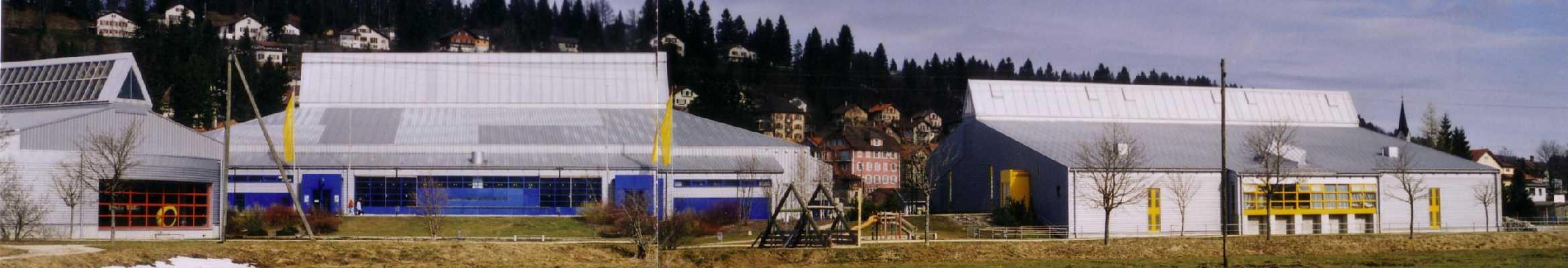 Centre sportif - Vallée de Joux