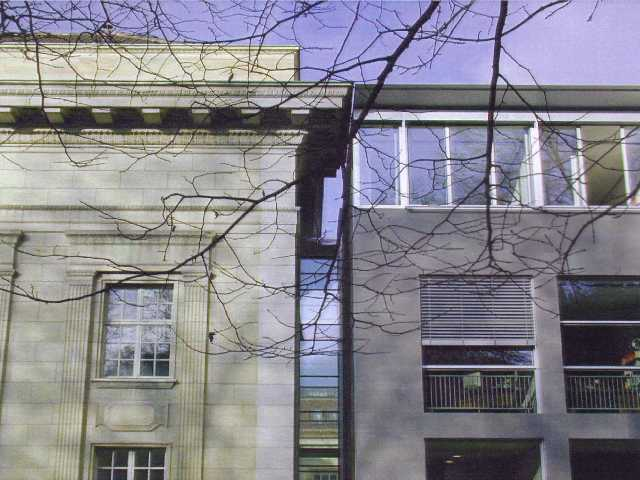 Extension du Tribunal Fédéral